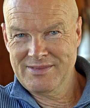Krister Spolander, vice ordförande i Fotgängarnas förening.