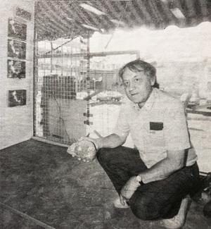 Bild från ÖA 27 juli 1993.