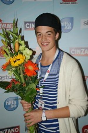 Oscar Olsson vinnare av deltävlingen