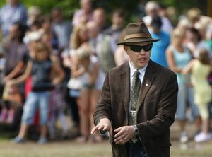 Peppad. Får hästarna vara friska kan Dennis Perssons team överraska i tävlingen.