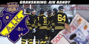 Ytterligare skatteskulder hos Kronofogden, värda uppemot 500 000 kronor, upptäcktes vid vår granskning av AIK.