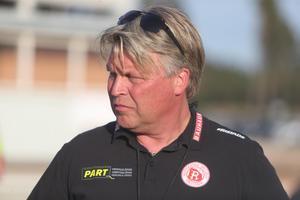Efter nio år – denna säsong blir Mikael Teurnberg sista som lagledare och sportchef för Rospiggarna.