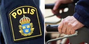 """""""Var försiktig med bankkort, bankomatkoder och även portkoder"""", tipsar polisen."""