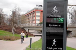 Cykelfrämjandet vill uppgradera cykelvägnätet. Foto: VLT:s arkiv