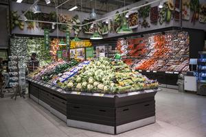 En fråga som kommer diskuteras i kulturhuset är matsvinnet. En del livsmedelsbutiker skänker överblivet frukt och grönt till bönder som använder det till djurfoder.