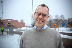 Carl-Michael Raihle är affärsområdeschef på Ovako i Hofors.