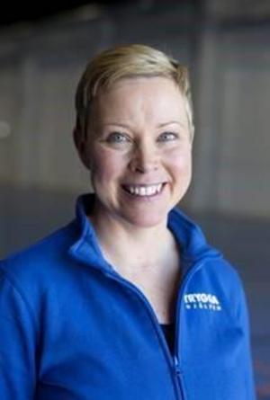 Irene Ilonen Mickelsson, kandidat 3.