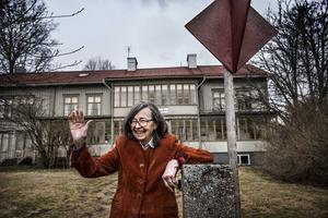 Birgit Dahlgrens dröm ser ut att besannas – Kiörningsgården ska bli konstnärsgård.