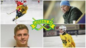 Artem Varlamov, Karl Jonsson och Jesper Norrman lämnar Ljusdals BK. Även  Ola Bengtsson slutar som klubbchef om drygt en vecka.