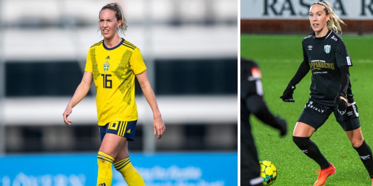 """KLART: Fotbollstruppen till OS uttagen – Roddar blir reserv: """"Tufft beslut"""""""