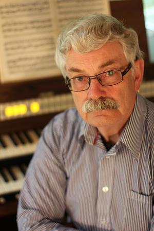 Håkan Martinsson har spelat in en mängd skivor, bland annat med Storkyrkans körer.