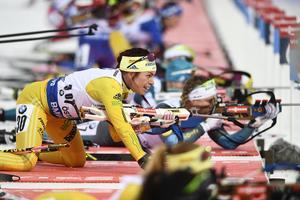 Elisabeth Högberg finns med i truppen till Oberhof.Foto: Pontus Lundahl / TT