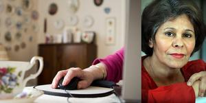 Den ofrivilliga ensamheten hos äldre kan motverkas med ett Seniorernas hus - ökad tillgänglighet och delaktighet i samhället är en viktig demokratisk fråga, skriver Katarina Gustavsson (Kd). Foto: SCANPIX/TT, Staffan Björklund