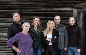 Iso Porovic, Ingrid Eldeklint, Sarita Sandström, Ellinor Berglund, Mats de Vahl och Jonas Olofsson är några av krafterna bakom nypremiären av