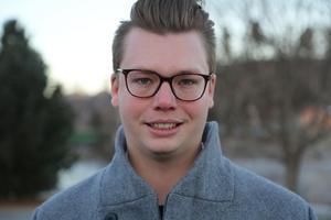 Johan Andersson (C) kommunalråd Sollefteå.