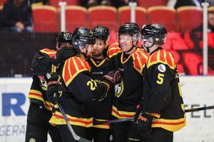 Ska Brynäs jubla nästa säsong krävs förändringar, menar Sportens och Hockeypuls Adam Johansson. Foto: Andreas Sandström / BILDBYRÅN.