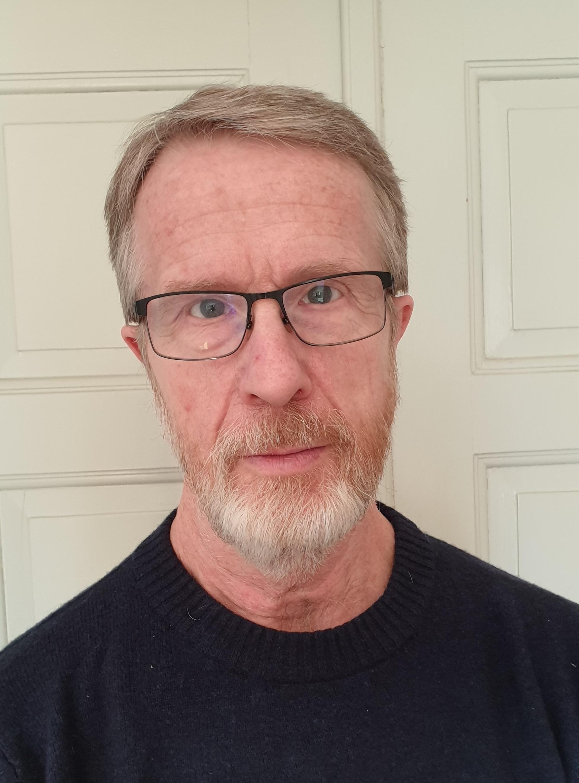 Bengt Olov Johansson är huvudskyddsombud på Lärarnas riksförbund i Örebro.