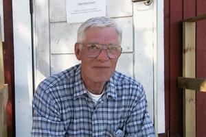 Arne Forsgren har avlidit, 80 år gammal. Bilden är från 2001.