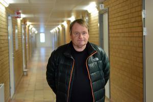 Vallenhallen – Janne Lövgrens andra hem.