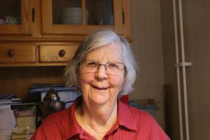 - Jag var ordblind som barn, men lärde mig läsa bättre och bättre, säger Kerstin Eliasson som först läste NA då hennes föräldrar hade den, och sen efter mammans död tog över prenumerationen.