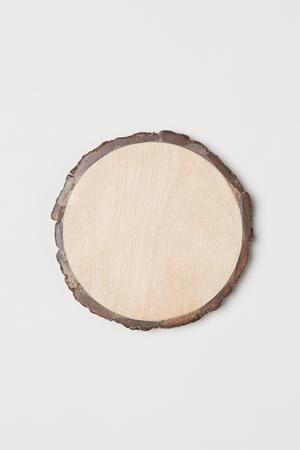 4-pack glasunderlägg i trä, 99 kronor på H&M Home.