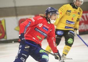 Tuomas Määttä gjorde ett mål och en assist i derbyt.