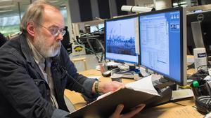 Ungefär var femte företagsledare i länet är 65 år eller äldre.Fredrik Sandberg/TT