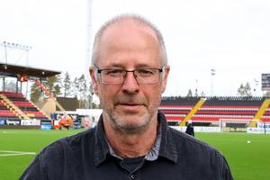 Lasse Landin bekänner att ÖFK:s varumärke kan komma att påverkas i negativ bemärkelse av det som nu drabbat klubbens ordförande.
