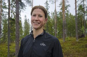 På 16:e plats i världen i fjol. 2019 års världsmästerskap kommer att avgöras i Portugal den 8 juni. Det som väntar Johanna Bygdell och hennes medtävlande är 44 kilometer med 2200 meters stigning.