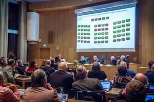 En klar majoritet av kommunfullmäktige i Bollnäs röstade för en försäljning av fastigheten Bro 4:4.
