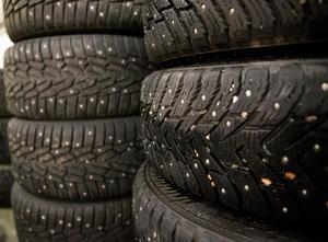 Bildäck för 3 200 bilar kommer i höst att kunna förvaras i Nacksta hos Bilbolaget. Arkivbild: TT