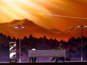 Hideaki Anno var den store mästaren Hayao Miyazakis lärljunge och serien