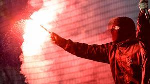 Bilden är inte från matchen i fråga. Foto: Janerik Henriksson / TT