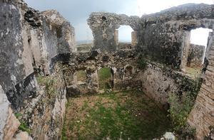 Fort Batenstein är i dag en ruin, men intressant att besöka med tanke på att det varit svenskt.