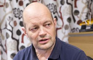 Erik Schartau, butikschef på Ica Skrapan.