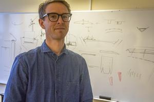 Båtkonstruktören Henrik Gillgren säger att all äkta konst hjälper till att skapa en kreativ miljö.