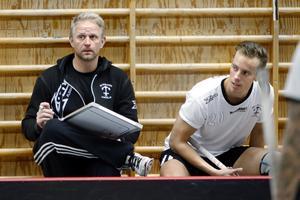 Niclas Kruse är redo att ta sig an ett nytt uppdrag som tränare efter en dryg säsongs uppehåll. Här i IBK Roslagen säsongen 2014/2015.