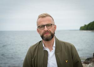 Daniel Alm är pastor och föreståndare för Pingstkyrkan  i Västerås. Foto: Sandra Lagestrå