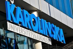 Nya Karolinska sjukhuset ligger i Solna. Foto: Jonas Ekströmer/TT