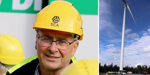 SCA:s chef för vindenergi Milan Kolar har i ett mejl till Ånge kommun uppdaterat informationen om Bodberget, ett område som inte längre är lika aktuellt i fråga om vindkraftetablering.
