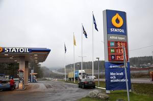 Statoil är det enda företag som fått klartecken att etablera sig efter nya E4 i Njurunda.