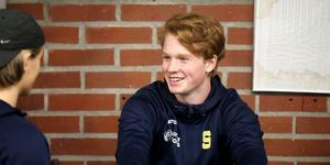 Lucas Feuk får mer och mer förtroende i SSK