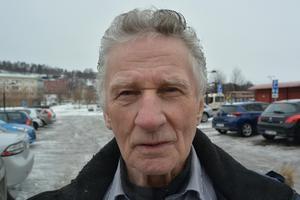 Tage Österlund, 86, pensionär, Selånger.