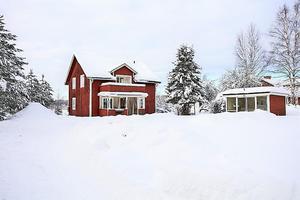 Denna gård i Sundborn, Falu kommun, kom femma på Klicktoppen för förra veckan.Foto: Therese Sätterlund
