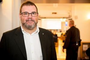 Jonny Lundin (C) väcker kritik mot länsmuseets nya namn.