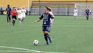 Agnes Dahlström gjorde fyra mål den gångna säsongen.