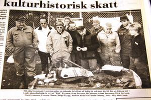 Till vänster i bild Ivar