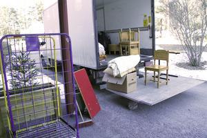 På onsdagen gick flyttlasset för de sista kvarvarande på äldreboendet Gullvivan.