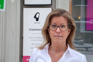 – Vi ser att vi behöver förstärka ekonomin på olika sätt för att ha råd med de satsningar vi vill göra, säger Åsa Wiklund Lång, S.