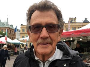 Sven Erik Norberg, 75 år, pensionär, Skönsberg